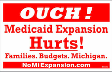 No to Medicaid Expansion