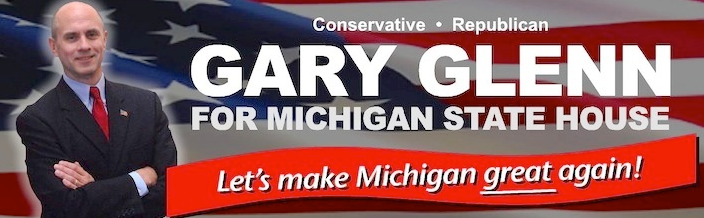 Gary Glenn for MI State House