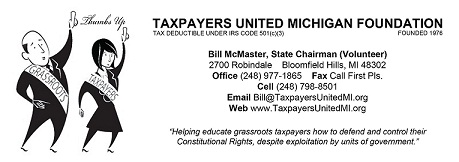 Taxpayers United Michigan Foundation