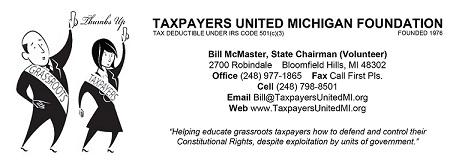 Taxpayers United Michigan Foundation