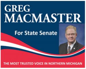 Greg MacMaster for State Senate