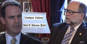 Cotter Meekhof - We will show the Voters